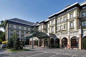 Danubis Grand Hotel Margitsziget
